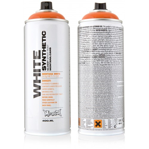 graffiti spray tienda montana cans white 400