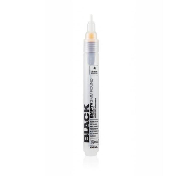 marcador vacío 2mm