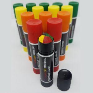 Handmixed marker