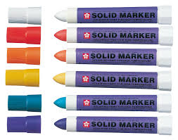 Graffiti solid markers , shop online solid markers, sakura solid markers
