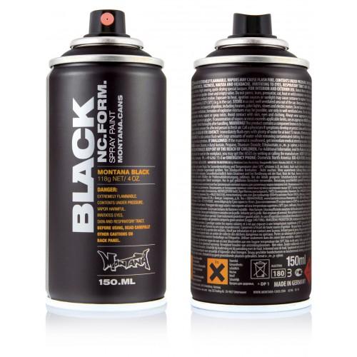 monta black 150ml de montana colores barcelona anden graffiti gallery