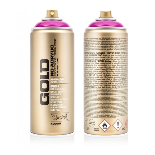 montana gold acrylic graffiti spray