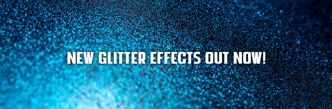 Montana Glitter effect Graffiti Shop