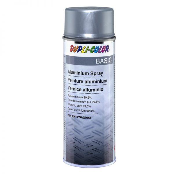 Spray para aluminio