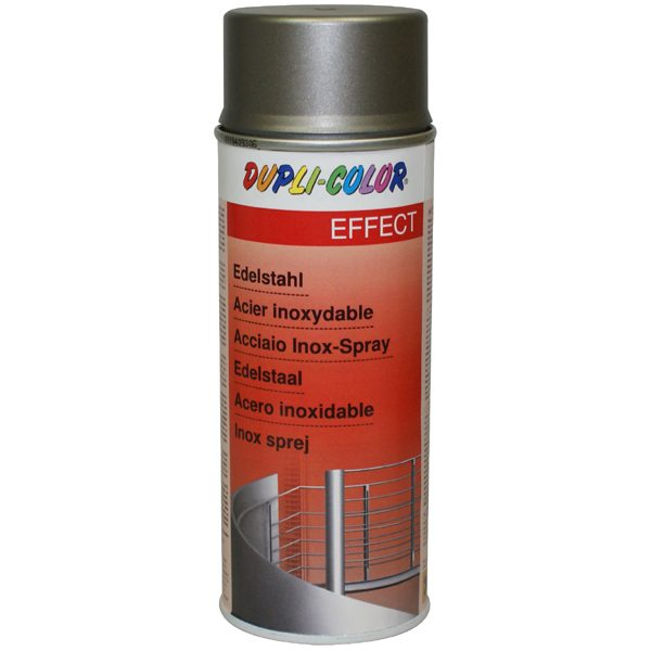 Spray acero inoxidable